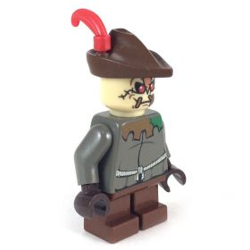 LEGO Clockwork Jester, Pidlwick II, creepy version