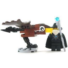 LEGO Roc, juvenile
