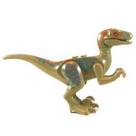 LEGO Dinosaur: Allosaurus, Dark Tan