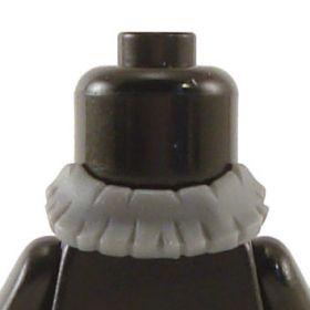 LEGO Beard, Chinstrap, Dark Bluish Gray