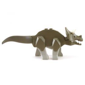 LEGO Dinosaur: Triceratops (Tri-horn), version 1