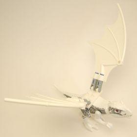 LEGO White Dragon, Adult