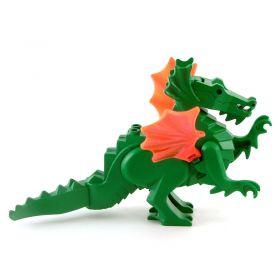 LEGO Green Dragon, Young