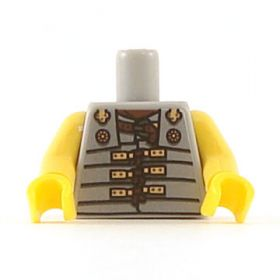 LEGO Banded Mail with Bare Arms (Roman)