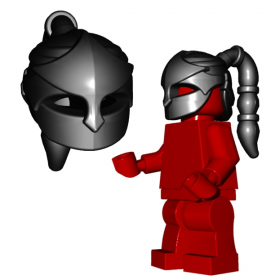 "LEGO ""Assassin Mask"" by Brick Warriors"