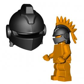 "LEGO ""Jousting"" Helmet by Brick Warriors"