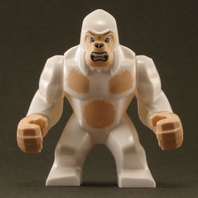 LEGO Girallon (Or Giant/Dire Snow Ape)