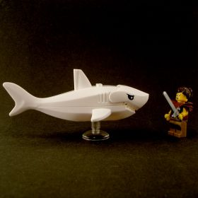 LEGO Astral Shark, Huge