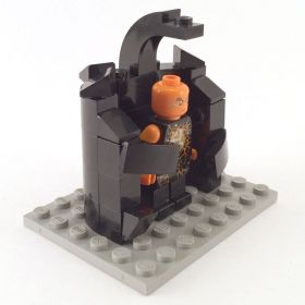 LEGO Black Pudding, 100% LEGO version