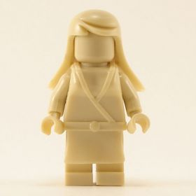 LEGO Caryatid Column, Tan, version 1