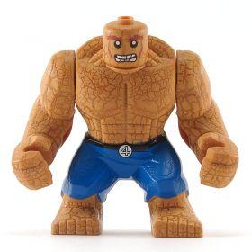 LEGO Golem, Clay