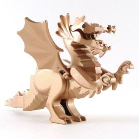 LEGO Copper Dragon, Young