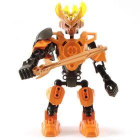 LEGO Giant, Fire