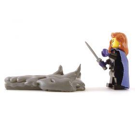 LEGO Gray Ooze