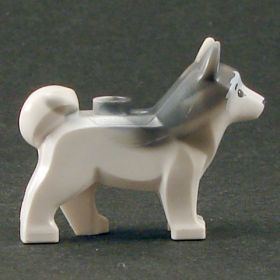 LEGO Husky Dog (or Wolf)