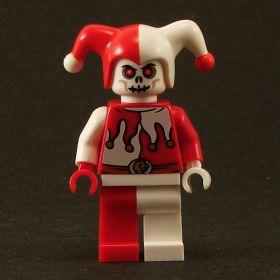 LEGO Grim Jester / Red Jester, version 1