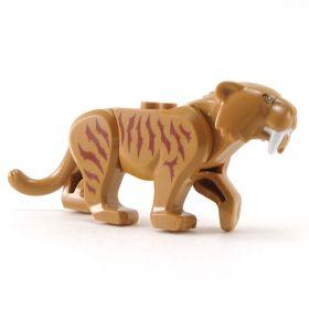 LEGO Saber-toothed Tiger