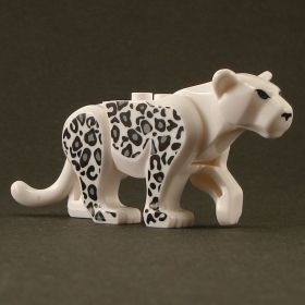 LEGO Cat, Snow Leopard