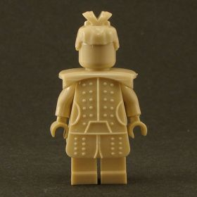 LEGO Animated Object: Statue, Terra Cotta (heavy armor)