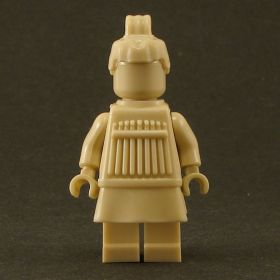 LEGO Animated Object: Statue, Terra Cotta (medium armor)