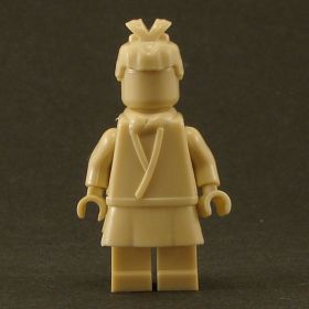 LEGO Animated Object: Statue, Terra Cotta (clothing)