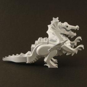 LEGO White Dragon, Young