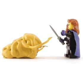 LEGO Ochre Jelly (attacking)