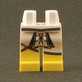 LEGO Legs, Egyptian-style Coverings (Type 2)
