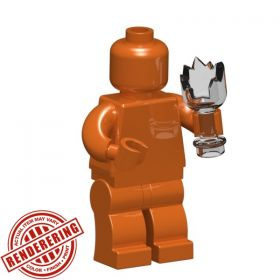 LEGO Broken Bottle by Brick Forge