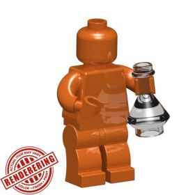 LEGO Glass Flask by BrickForge