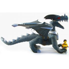 LEGO Blue Dragon, Ancient, v2