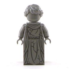 LEGO Caryatid Column, Dark Gray