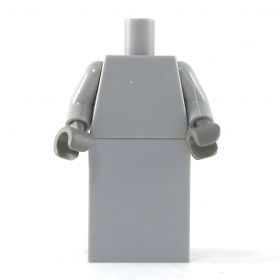 LEGO Robe, Plain Light Gray