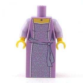 LEGO Lavender Dress