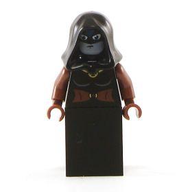 LEGO Drow Arachnomancer, female