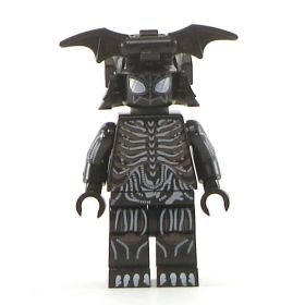 LEGO Drow Elite Warrior (PF Drow Fighter), extra scary