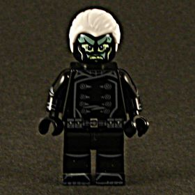 LEGO Drow House Captain