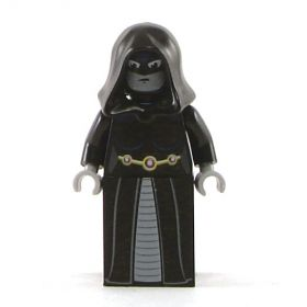 LEGO Drow Inquisitor