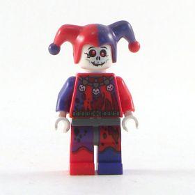 LEGO Grim Jester / Red Jester, version 3