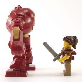LEGO Golem, Iron