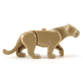 LEGO Lioness (and Dire)