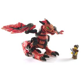 LEGO Red Dragon, Adult