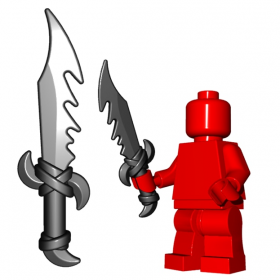 "LEGO ""Dragon"" Sword by Brick Warriors"