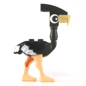 LEGO Axe Beak, black
