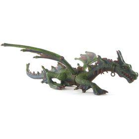LEGO Green Dragon, Ancient (Dark Green)