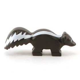 LEGO Skunk (and Dire Skunk)