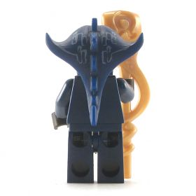 LEGO Kuo-toa Archpriest, Manta Headdress