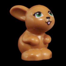 LEGO Rabbit, Light Brown