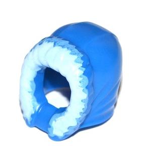 LEGO Fur-lined Hood, Blue
