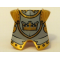 LEGO Breastplate with Leg Protection, Gold Knight Print
